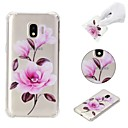 cheap Galaxy J Series Cases / Covers-Case For Samsung Galaxy J2 Prime / J2 PRO 2018 Shockproof / Pattern Back Cover Flower Soft TPU for J7 (2017) / J7 (2016) / J7