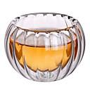 hesapli Bardaklar-drinkware Yüksek Bor Camı Çay Fincanları / Cam Isı Yalıtımlı / girlfriend Hediye / Sevimli 6pcs