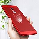 tanie Dekoracje do akwarium-Kılıf Na Xiaomi Redmi Note 4X / Redmi Note 4 Ultra cienkie Czarne etui Jendolity kolor Twarde PC na Xiaomi Redmi Note 4X / Xiaomi Redmi