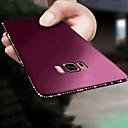 abordables Coques / Etuis pour Galaxy Série S-Coque Pour Samsung Galaxy S9 Plus / S9 Strass / Ultrafine / Brillant Coque Couleur Pleine Flexible TPU pour S9 / S9 Plus / S8 Plus