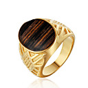 cheap Rings-Statement Ring - Fashion, Disco 7 / 8 / 9 Gold / Silver For Daily / Club