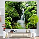hesapli Bileklikler-Tatil Duvar Dekoru Polyester Klasik Duvar Sanatı, Duvar Halılar Dekorasyon