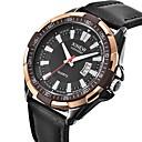 ieftine Decorațiuni Mobil-Bărbați Ceas de Mână Piele Negru / Maro / Khaki 30 m Calendar Cool Analog Casual - Maro Verde Kaki Un an Durată de Viaţă Baterie / Oțel inoxidabil / SSUO SR626SW