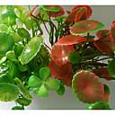 Χαμηλού Κόστους Διακοσμήσεις Ενυδρίων-Διακόσμηση Ενυδρείου / Waterproof Υδρόβιο φυτό / Φυτά Διακοσμητικό / Πλένεται Πλαστικά