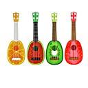 hesapli Güneş Enerjili Küçük Aletler-Mini gitar Simülasyon Eğitim Unisex Oyuncaklar Hediye 1 pcs