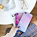 cheap iPhone Cases-Case For Apple iPhone X / iPhone 7 Translucent Back Cover Color Gradient Soft TPU for iPhone X / iPhone 8 Plus / iPhone 8