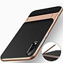 Недорогие Кейсы для iPhone-Кейс для Назначение Huawei P20 / P20 lite Защита от удара / со стендом Кейс на заднюю панель броня Твердый ПК для Huawei P20 / Huawei P20 Pro / Huawei P20 lite