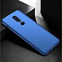 tanie Inne etui-Kılıf Na OnePlus OnePlus 6 / OnePlus 5T Ultra cienkie / Szron Czarne etui Jendolity kolor Twarde PC na OnePlus 6 / One Plus 5 / OnePlus 5T