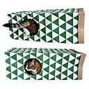 preiswerte Hundehalsbänder, Geschirre & Leinen-Plüsch-Spielzeug haustierfreundlich / Leicht zu installieren / Dekompressionsspielzeug Kunstleder Für Katzen