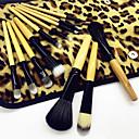 hesapli Makyaj ve Tırnak Bakımı-12pcs Makyaj fırçaları Profesyonel Fırça Setleri Suni Fibre Fırça / Naylon Fırça Çevre-dostu / Profesyonel / Yumuşak Ahşap / Bambu