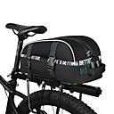 hesapli Bisiklet Çantaları-ROSWHEEL 8 L Bisiklet Arka Çantaları Su Geçirmez, Yağmur-Geçirmez, Çoklu Katman Bisiklet Çantası 600D Polyester Bisikletçi Çantası Bisiklet Çantası Bisiklete biniciliği / Bisiklet / Yansıtıcı çizgili