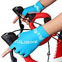 preiswerte LED Autobirnen-ZOLI Kurzfinger Unisex Motorrad-Handschuhe Stoff Atmungsaktiv / Rutschfest