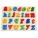 hesapli Ekran Koruyucular-Okuma Oyuncağı Harf Ebeveyn-Çocuk Etkileşimi Ahşap Toddler Hepsi Genç Erkek Genç Kız Oyuncaklar Hediye 1 pcs