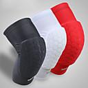 hesapli Cep Telefonu Lensleri-Nakolannik için Basketbol / Bisiklet / Koşma Erkek Darbeye Dayanıklı Spor Likralı Spandex 1 parça Beyaz / Siyah / Kırmzı