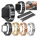 رخيصةأون أساور ساعات FitBit-حزام إلى Fitbit Blaze فيتبيت عصابة الرياضة / تصميم المجوهرات ستانلس ستيل شريط المعصم