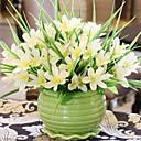 preiswerte Künstliche Blumen-Künstliche Blumen 1 Ast Klassisch Einzelbett(150 x 200 cm) Simple Style Lilien Tisch-Blumen