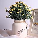 preiswerte Künstliche Blumen-Künstliche Blumen 1 Ast Klassisch Einzelbett(150 x 200 cm) Rustikal Gänseblümchen Tisch-Blumen