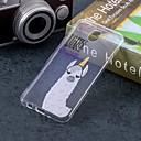 رخيصةأون حافظات / جرابات هواتف جالكسي J-غطاء من أجل Samsung Galaxy J7 (2017) / J5 (2017) / J5 (2016) IMD / نموذج غطاء خلفي كارتون ناعم TPU