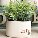 ieftine Machiaj & Îngrijire Unghii-Flori artificiale 1 ramură Clasic Modern contemporan stil minimalist Florile veșnice Față de masă flori