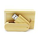 رخيصةأون فلاش درايف USB-Ants 2GB محرك فلاش USB قرص أوسب USB 2.0 خشبي / بامبو متناوب