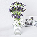 billige Tilbehør til høretelefoner-Kunstige blomster 1 Afdeling Klassisk Moderne Moderne minimalistisk stil Brudeslør Bordblomst