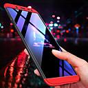 رخيصةأون حافظات / جرابات هواتف جالكسي J-غطاء من أجل Samsung Galaxy J6 تصفيح غطاء خلفي لون سادة قاسي الكمبيوتر الشخصي
