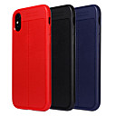 cheap iPhone Cases-Case For Apple iPhone X / iPhone 8 Plus Shockproof / Dustproof Full Body Cases Solid Colored Soft TPU for iPhone X / iPhone 8 Plus / iPhone 8