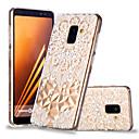 رخيصةأون حافظات / جرابات هواتف جالكسي A-غطاء من أجل Samsung Galaxy A6 (2018) / A6+ (2018) / A8 2018 نموذج غطاء خلفي ماندالا نمط ناعم TPU