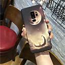 economico Custodie / cover per Galaxy serie S-Custodia Per Samsung Galaxy S9 Plus / S9 Effetto ghiaccio Per retro Paesaggi Resistente PC per S9 / S9 Plus / S8 Plus