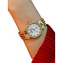 ieftine Ceasuri Damă-Pentru femei Ceas de Mână Diamond Watch ceas de aur Quartz Argint / Auriu Cronograf Luminos Încântător Analog femei Atârnat Elegant - Auriu Argintiu / imitație de diamant