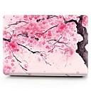 cheap Headsets & Headphones-MacBook Case Flower Plastic for New MacBook Pro 15-inch / New MacBook Pro 13-inch / Macbook Pro 15-inch