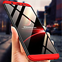 cheap Galaxy S Series Cases / Covers-Case For Samsung Galaxy J8 Plating Back Cover Solid Colored Hard PC
