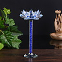 cheap Candles & Candleholders-Simple Style Glasses Candle Holders Candelabra 1pc, Candle / Candle Holder