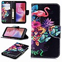 cheap Cases / Covers for Xiaomi-Case For Xiaomi Redmi Note 5 Pro / Redmi 6 Wallet / Card Holder / with Stand Full Body Cases Flamingo Hard PU Leather for Xiaomi Redmi Note 5A / Xiaomi Redmi Note 5 Pro / Xiaomi Redmi Note 4X