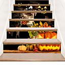 billige Mode Halskæde-Dekorative Mur Klistermærker - Fly vægklistermærker Halloween Stue