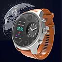 billige Smarture-KUPENG T3 Smartur Android iOS Bluetooth GPS Sport Vandtæt Pulsmåler Skridtæller Samtalepåmindelse Aktivitetstracker Sleeptracker Stillesiddende Reminder / Blodtryksmåling / Touch-skærm / Lang Standby
