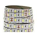 billige LED-stribelys-10w 5m ledet fleksibel strimmel ip20 ikke vandtæt 300 leds 5730 rødgrøn blå varm / kold hvid dc 12v (1 stk)