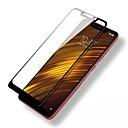 preiswerte Bildschirm Schutzfolien für Xiaomi-Displayschutzfolie für XIAOMI Xiaomi Pocophone F1 Hartglas 1 Stück Bildschirmschutz für das ganze Gerät 5D Touch Compatible