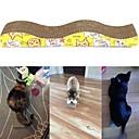 Недорогие Игрушки для кошек-Царапины Гладкий стикер / Специально разработанный / Простой Картон Бумага Назначение Коты