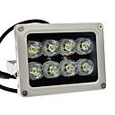 halpa CCTV-järjestelmät-tehdas oem infrapunavalaisin aj-bg8080 turvajärjestelmille 11.3 * 8.5 * 9.6 cm 0.75 kg