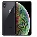preiswerte iPhone Hüllen-ASLING Displayschutzfolie für Apple iPhone XS Max Hartglas 1 Stück Vorderer Bildschirmschutz 9H Härtegrad / 2.5D abgerundete Ecken / Explosionsgeschützte