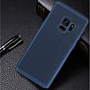 economico Custodie / cover per Galaxy serie S-Custodia Per Samsung Galaxy S9 Plus / S9 Ultra sottile Per retro Tinta unita Resistente PC per S9 / S9 Plus / S8 Plus