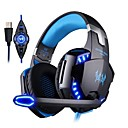 رخيصةأون ماوس الكمبيوتر-KOTION EACH G2200 سماعة الألعاب سلكي الألعاب مع ميكريفون