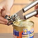 ieftine Ustensile Bucătărie & Gadget-uri-inox Deschizător de Conserve Bucătărie Gadget creativ Instrumente pentru ustensile de bucătărie Multifuncțional 1 buc