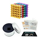 cheap Magnet Toys-216 pcs 3mm Magnet Toy Magnetic Balls Magnet Toy Building Blocks Magnetic Stress and Anxiety Relief Office Desk Toys Relieves ADD, ADHD, Anxiety, Autism Novelty Kid's / Teenager / Adults' All Boys