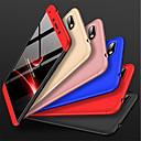 رخيصةأون منفذ العرض-غطاء من أجل Xiaomi Redmi 6A ضد الصدمات / مثلج غطاء خلفي لون سادة قاسي الكمبيوتر الشخصي