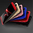 baratos Outras Capinhas-Capinha Para OnePlus OnePlus 5T Antichoque / Áspero Capa traseira Sólido Rígida PC para OnePlus 5T