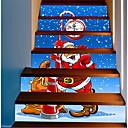 זול טבעות-מדבקות קיר דקורטיביות - מדבקות קיר הולידיי Christmas טבע / Office