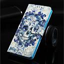 رخيصةأون Huawei أغطية / كفرات-غطاء من أجل Huawei Huawei Note 10 / Huawei Honor 10 / Huawei Honor 8X محفظة / حامل البطاقات / مع حامل غطاء كامل للجسم جماجم قاسي جلد PU