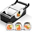 cheap Cooking Tools & Utensils-Plastic Sushi Tool Creative Kitchen Gadget Kitchen Utensils Tools Kitchen 1pc